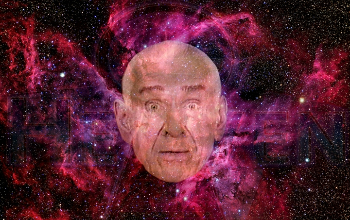 Marshall Applewhite In Space