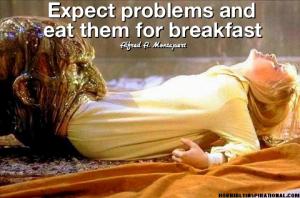 Eat Them For Breakfast